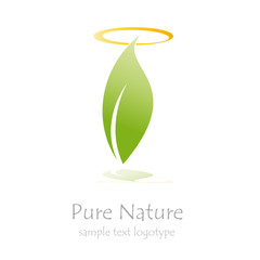 Logo Pure Nature # Vector