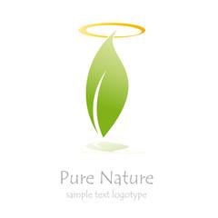 Logo Pure Nature # Vector
