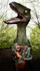 Horror im Dinopark