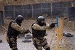 Police tactical shooting