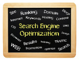 Search Engine Optimization - Business Concept