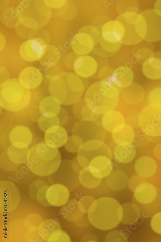 Abstract natural background with blur lights