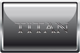 Blackbutton Titan Metall poster
