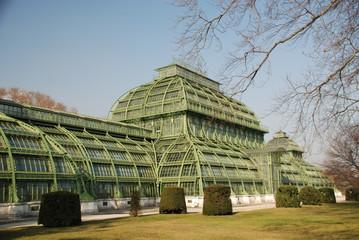 Palmenhaus, Parco di Schönbrunn, Vienna