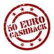 stempel 50 euro cashback I