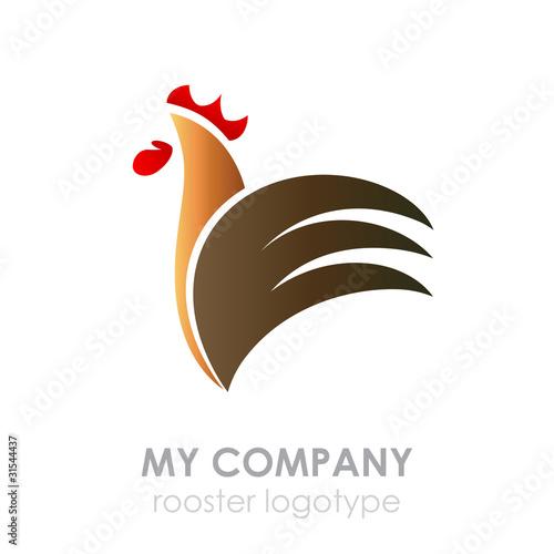 логотип петух: