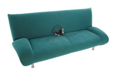Headphones on Couch