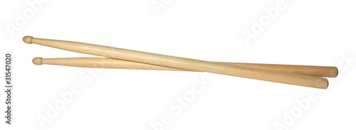 Drumsticks freigestellt - 31547020