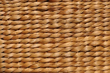 Close-up of wicker basket