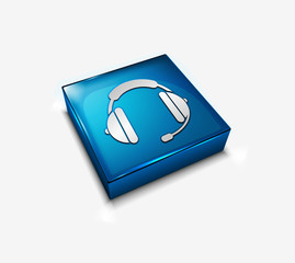 headphone web icon