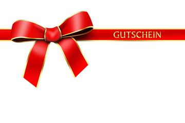 GUTSCHEIN Schleife