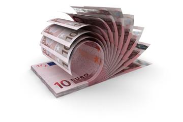 10 Euro Banknoten