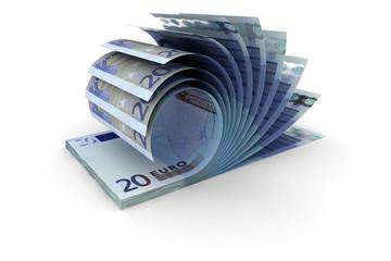 20 Euro Banknoten