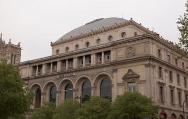 théâtre de la Ville, Paris