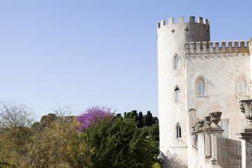 Donnafugata Castle.