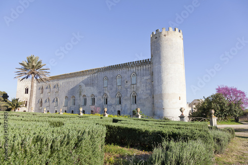 Donnafugata Castle.