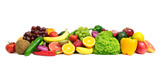 fruits and vegetables - 31575614