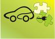 elektroauto puzzle