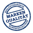 MARKENQUALITÄT button