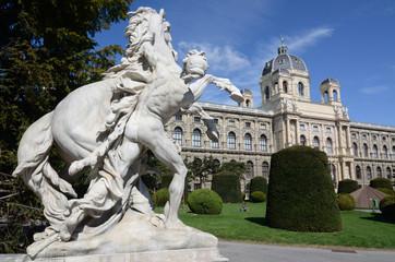 Maria-Theresia-Platz, Vienna