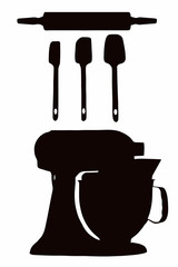 Cookware Silhouette