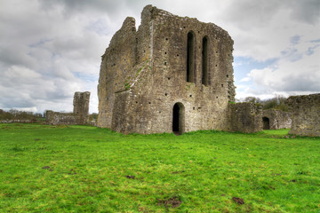 12th Century Ballybeg Priory in Co. Cork - Ireland
