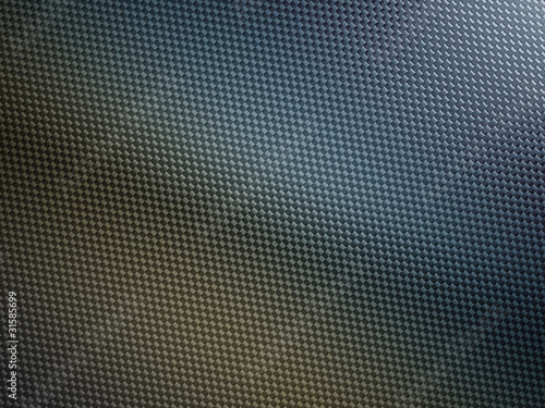 Carbon fiber with studio light