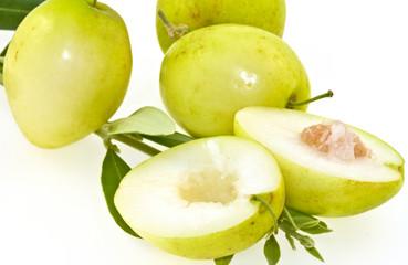 jujubes, ziziphus jujuba, fruits tropicaux