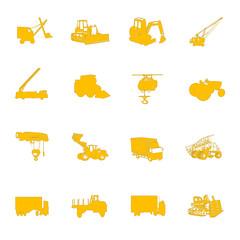 工業シンボルセット