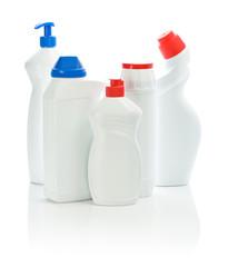 fife cleaner bottle isolated