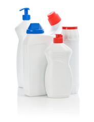 fife kitchen bottles isolated