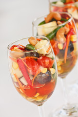 Fruit Salad (Thai Style)