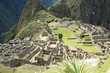 Inca lost city Machu Picchu, Peru.