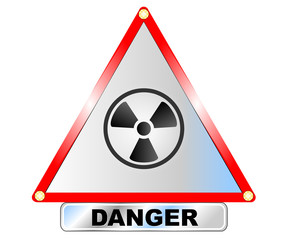 Panneau de Signalisation - Nucléaire