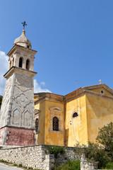 Saint Marina church at Zakynthos island in Greece