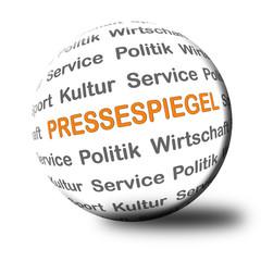 3D Kugel Ressorts PRESSESPIEGEL