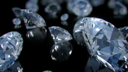Sparkling Diamonds Parade