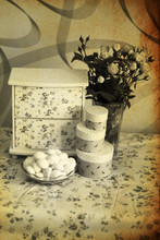 vintage sweet interior