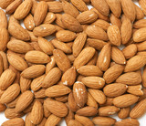 almond background