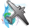 Airplanes. Vector illustration