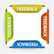 Feedback stickers
