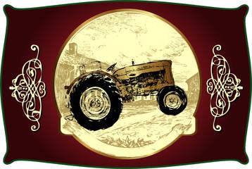 Traktorschild