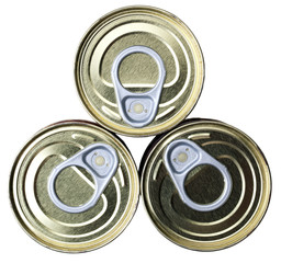 Cans metal