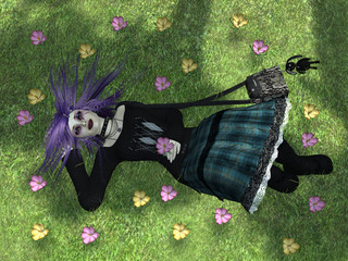 A Gothic Easter