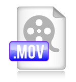 Mov Video Codec Icon