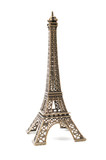 Small bronze copy of Eifel Tower