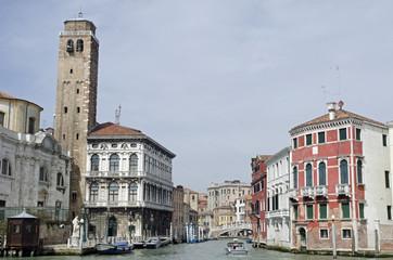 Kirche San Geremia und Palazzo Labia, Venedig