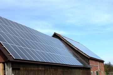 photovoltaik auf landwirtschaftlichemn gebäude