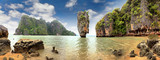 Fototapety James Bond Island, Phang Nga, Thailand