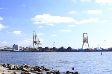 Industriehafen Swinemünde